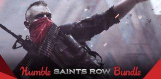 The Humble Saints Row Bundle
