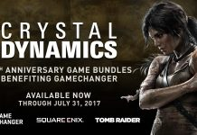 Crystal Dynamics 25th Anniversary Bundles