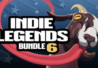 Indie Legends is back! From goats and bread to self-delivering parcels, grab 9 legends of gaming including Goat Simulator, Chroma Squad, Clustertruck and more