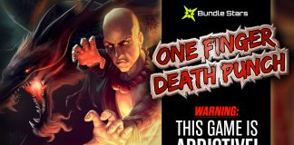 Grab a free One Finger Death Punch Steam key