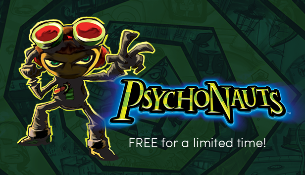 FREE: Psychonauts Steam key (48 hours only)