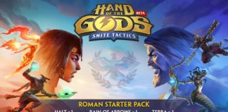 Hand of the Gods Roman Starter Pack DLC Steam Key Giveaway