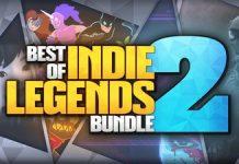 Bundle Stars Best of Indie Legends Bundle 2