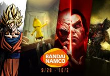 BANDAI NAMCO Weekend just launched in the Humble Store on Thursday, September 28 at 10 a.m. Pacific time! The sale will be live through Monday, October 2 at 10 a.m. Pacific time.