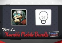 The Vive La Humble Mobile Bundle: Made in France!
