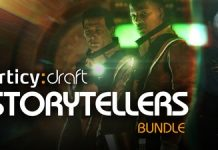 Tell your story with the brand new Bundle Stars Articy Draft Storytellers Bundle. Grab BEST EVER savings on the ultimate storytelling software and 4 incredible games for a limited time only!