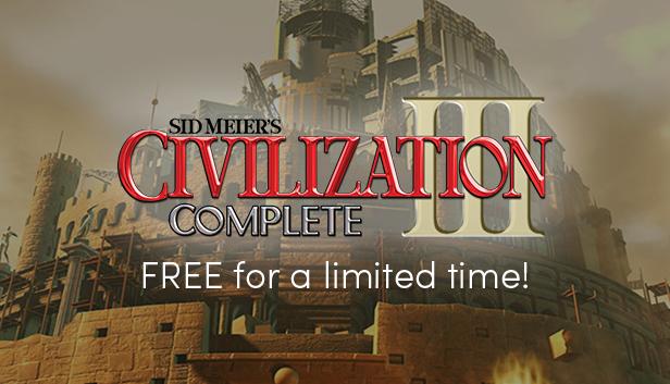 Sid Meier's Civilization III: Complete Free Steam Key