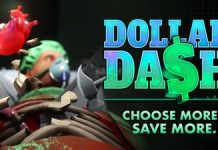 Bundle Stars Dollar Dash 5