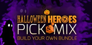 Bundle Stars Halloween Heroes Pick & Mix Bundle
