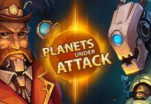 FREE: Planets Under Attack Steam Key