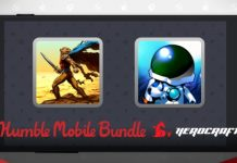 The Humble Mobile Bundle: HeroCraft