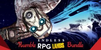 The Humble Endless RPG Lands Bundle