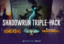 The Shadowrun Triple Pack