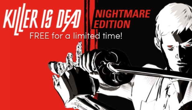 Killer is Dead - Nightmare Edition for FREE (Steam key)