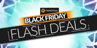 Fanatical Black Friday Flash Deals