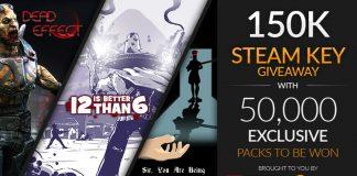 150,000 Steam keys giveaway on Fanatical