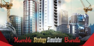 The Humble Strategy Simulator Bundle