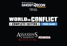 uPlay free games are back - get AC Black Flag, Watch Dogs and more