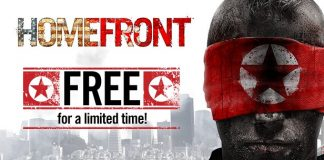Homefront is FREE on Humble Store for 48 hours