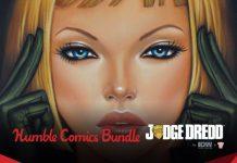 TheThe Humble Comics Bundle: Judge Dredd