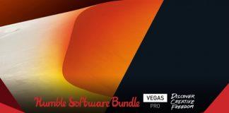 The Humble Software Bundle: VEGAS Pro