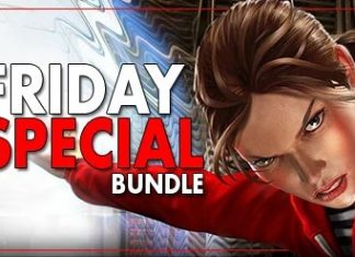 Indie Gala Friday Special Bundle 61is an indie game bundle collecting10 Steam gamesincluding Dark Days,DeathMetal andBottle for $1 with 8 more games in the second tier