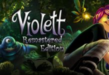 Grab a free Violett Remastered Steam key