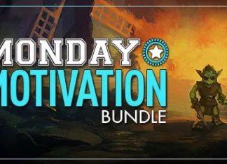 IndieGala Monday Motivation Bundle 40