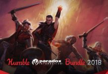 The Humble Paradox Bundle 2018
