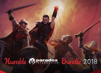 The Humble Paradox Bundle 2018