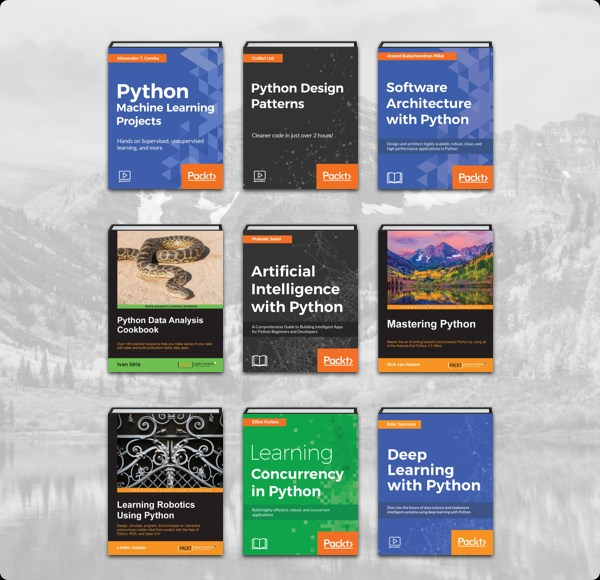 The Humble Book Bundle: Python