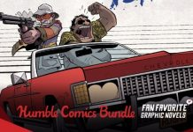 The Humble Comics Bundle: Fan Favorite Graphic Novels