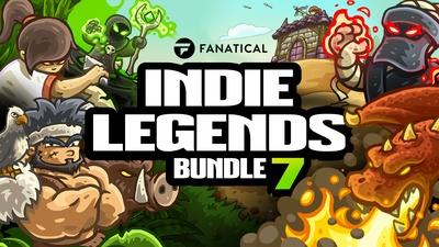 Fanatical Indie Legends 7 Bundle