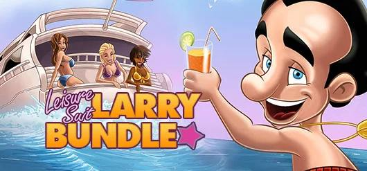 IndieGala Leisure Suit Larry Bundle