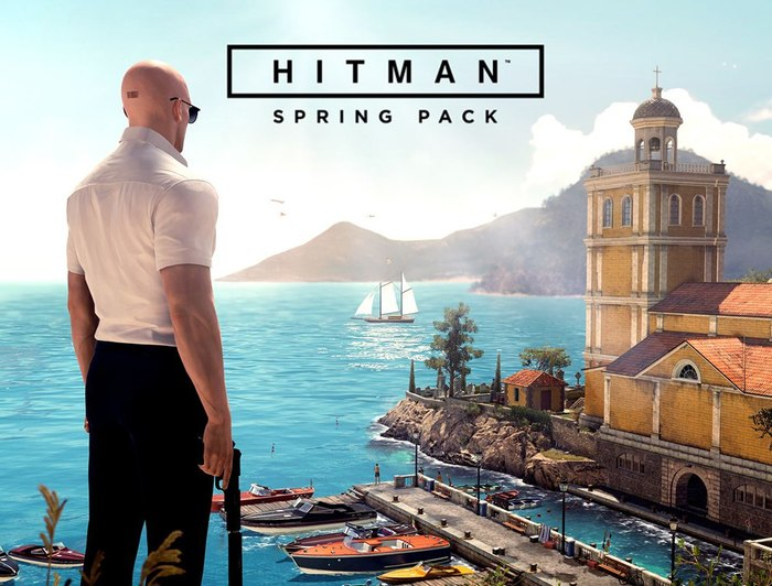 Hitman Spring Pack is now FREE on PS4 and Xbox One (and later Steam)