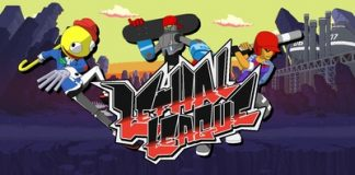 Grab a FREE Lethal League Steam Key