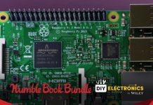 The Humble Book Bundle: DIY Electronics