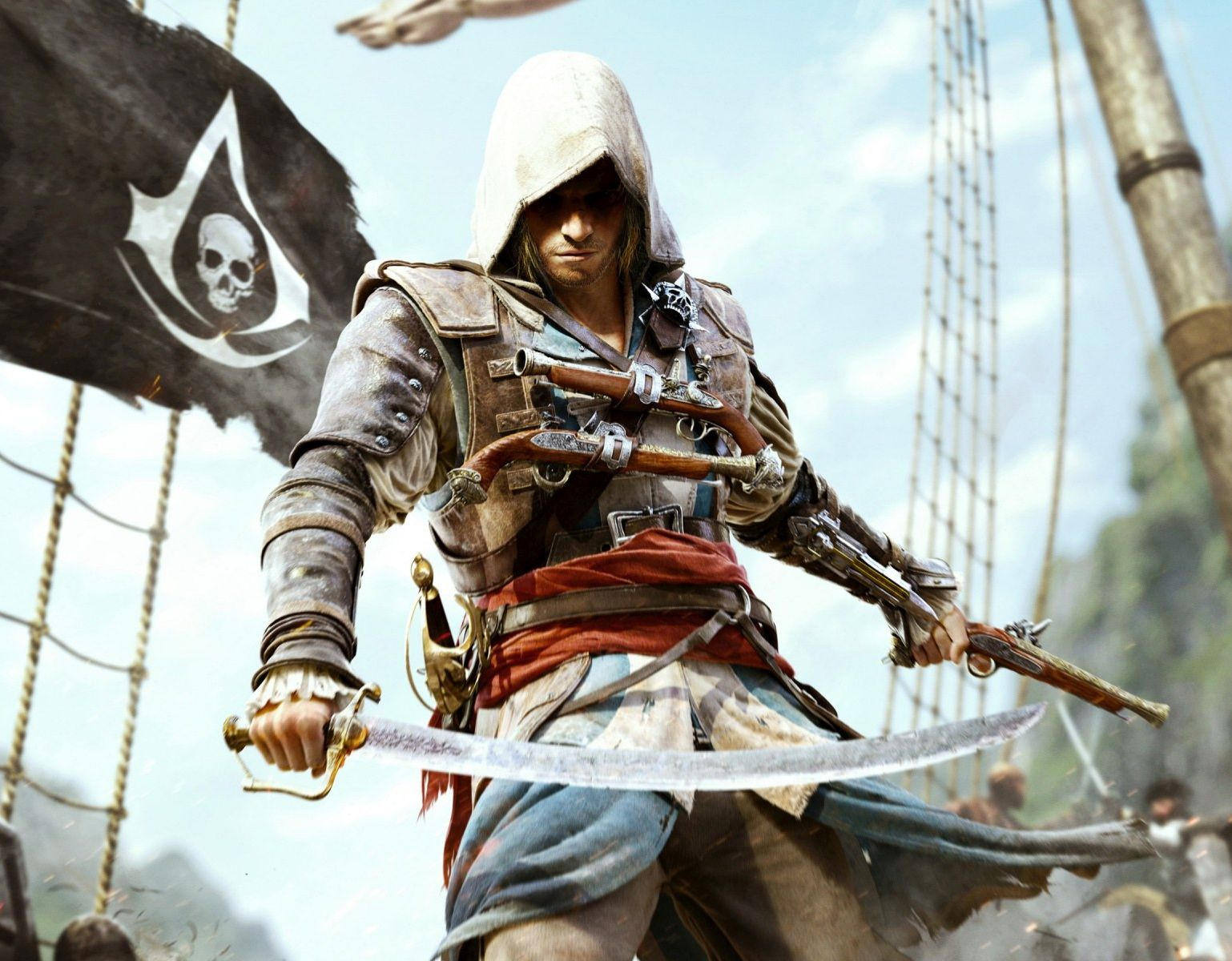 Free Game: Assassin's Creed IV: Black Flag (uPlay)