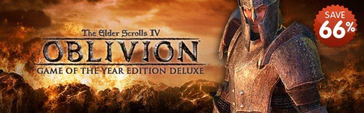 the elder scrolls iv oblivion game of the year edition mega offer