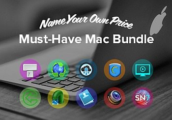 The Name Your Own Price Must-Have Mac Bundle