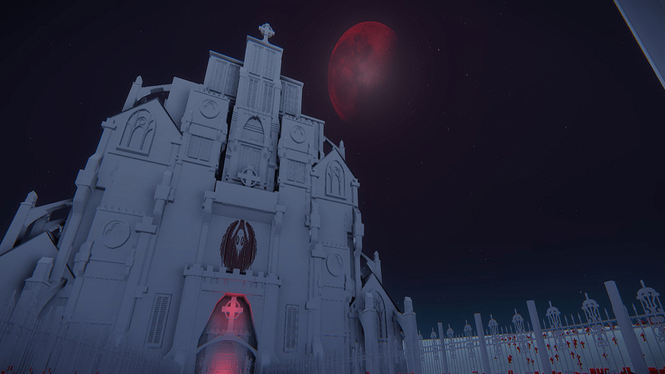 That church. Surely nothing evil or creepy is going on there, right?