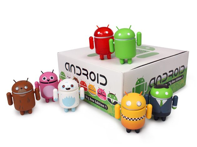 Android Bot Collectibles Bundle