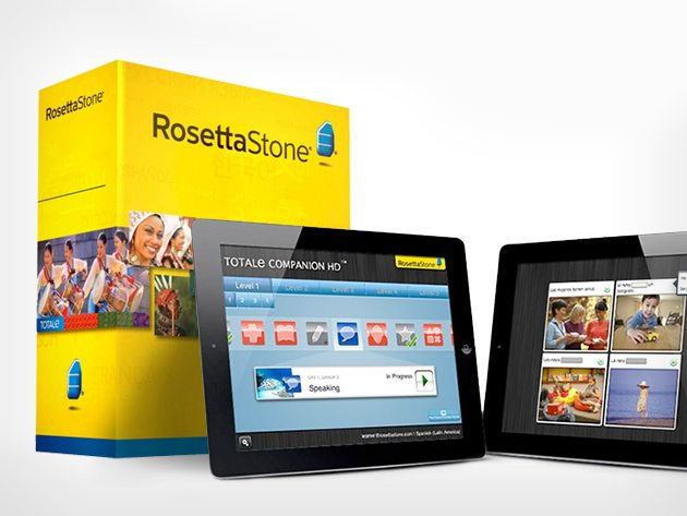 Free Rosetta Stone Coupon