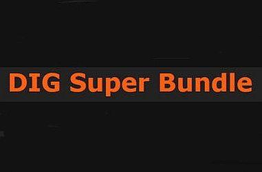 DIG Super Bundle 121