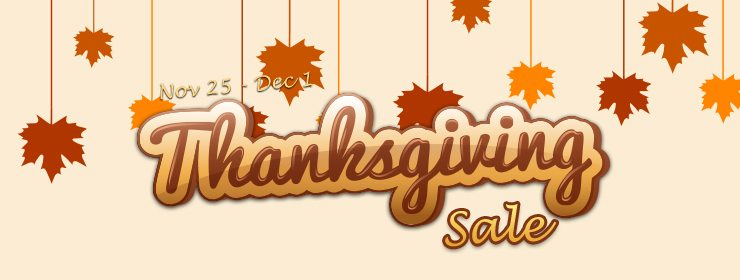 gamersgate thanksgiving sale