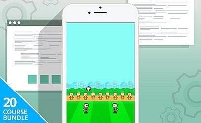 'Build 20 Games' iOS Game Developer Bundle
