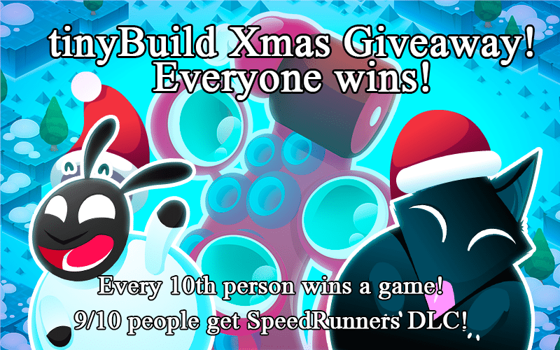 Speedrunners free steam key giveaways
