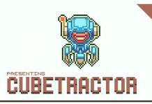 Free Steam Key: CubeTractor