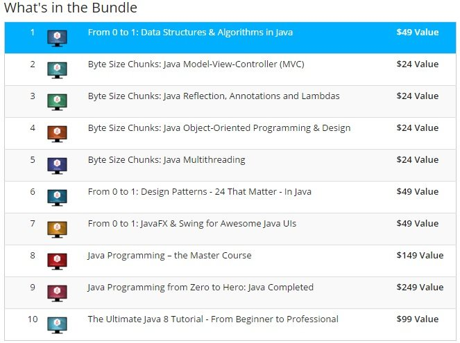 javascript complete coding bootcamp bundle