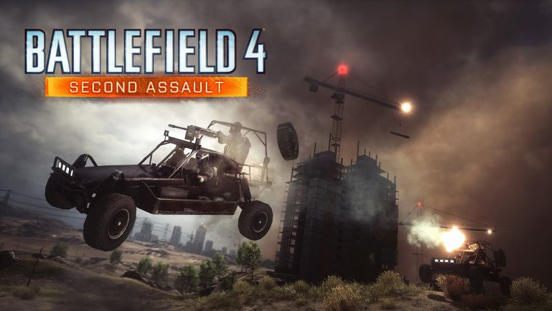 Grab Battlefield 4 Second Assault DLC for free